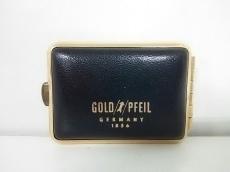 GOLD PFEIL(ゴールドファイル)の小物入れ