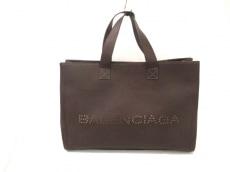 BALENCIAGA BB(バレンシアガライセンス)のトートバッグ