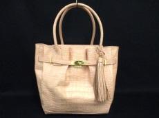 LEATHERJEWELScoccolux(レザージュエルズ ココリュクス)のハンドバッグ