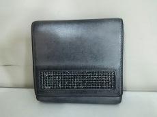 SWAROVSKI(スワロフスキー)のWホック財布