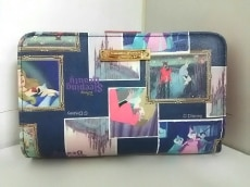 Samantha Thavasa Deluxe(サマンサタバサデラックス)の2つ折り財布