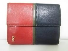 Roberta di camerino(ロベルタ ディ カメリーノ)のWホック財布