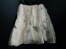 petite robe noire(プティローブノアー)のスカート