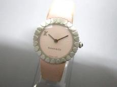 ティファニー 腕時計 パロマクラウンオブハート レディース