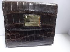 LEATHERJEWELS(レザージュエルズ)のWホック財布