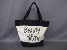 BEAUTY&YOUTHUNITEDARROWS(ビューティアンドユース ユナイテッドアローズ)のトートバッグ