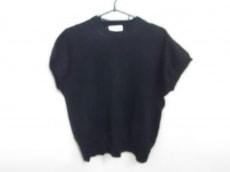 ハイク 半袖セーター 1 レディース 黒 HYKE