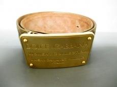 DOLCE&GABBANA(ドルチェアンドガッバーナ)のベルト