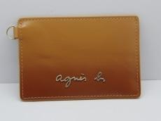 agnes b(アニエスベー)のパスケース