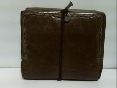 ebagos(エバゴス)の3つ折り財布