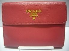 PRADA(プラダ)のWホック財布