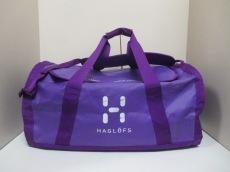 HAGLOFS(ホグロフス)のボストンバッグ