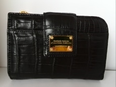 LEATHER JEWELS(レザージュエルズ)の2つ折り財布