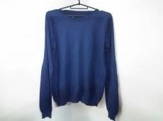 ドゥロワー 長袖セーター 9 レディース 美品 ブルー Drawer