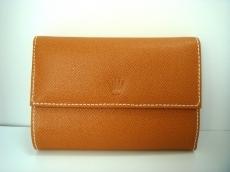 ROLEX(ロレックス)/3つ折り財布