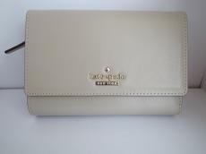 Katespade(ケイトスペード)の3つ折り財布
