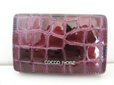 COCCO FIORE(コッコフィオーレ)の名刺入れ