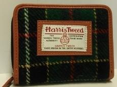 HarrisTweed(ハリスツイード)の2つ折り財布