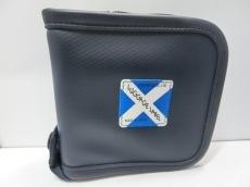 LUGGAGE LABEL(ラゲッジレーベル)の2つ折り財布
