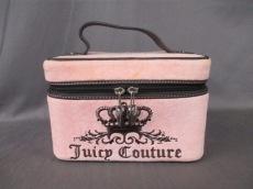 JUICY COUTURE(ジューシークチュール)のバニティバッグ