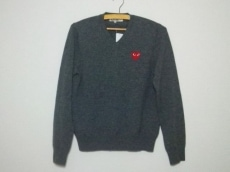 PLAY COMMEdesGARCONS(プレイコムデギャルソン)のセーター