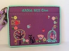 ANNA SUI mini(アナスイミニ)のパスケース