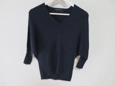 ダーマコレクション 七分袖セーター 1 レディース 美品