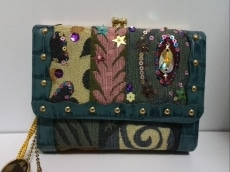 JustHeart(ジャストハート)の3つ折り財布