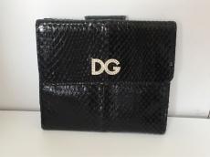 D&G(ディーアンドジー)のWホック財布