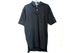 ポロラルフローレン 半袖ポロシャツ S メンズ美品  黒