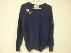 MASTERBUNNYEDITIONbyPEARLYGATES(マスターバニーエディションバイパーリーゲイツ)のセーター