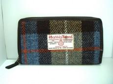 Harris Tweed(ハリスツイード)の長財布