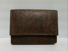 ETRO(エトロ)/Wホック財布
