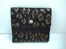 印傳屋(インデンヤ)の3つ折り財布