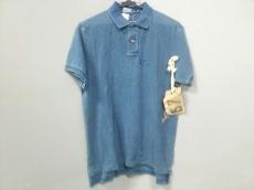 ポロラルフローレン 半袖ポロシャツ L レディース新品同様  ネイビー