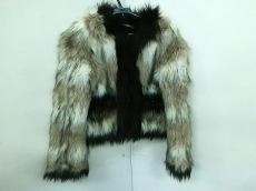 H&M×LANVIN(エイチアンドエム×ランバン)のコート