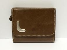 aniary(アニアリ)の3つ折り財布