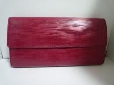 ポルトフォイユ・サラ 長財布(ファスナー式小銭入れ付き)