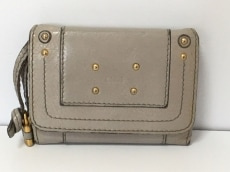 Chloe(クロエ)の2つ折り財布