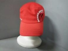 MASTERBUNNYEDITIONbyPEARLYGATES(マスターバニーエディションバイパーリーゲイツ)の帽子