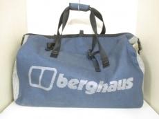 GRIFFIN × BERGHAUS(グリフィン × バーグハウス)のボストンバッグ
