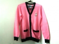 WACKO MARIA THE GUILTY PARTIES OUTRAGEOUS INC(ワコマリア)のカーディガン
