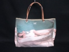 Anya Hindmarch(アニヤハインドマーチ)のトートバッグ
