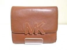 MICHAELKORS(マイケルコース)の3つ折り財布