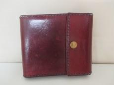 HENRYCUIR(アンリークイール)のWホック財布