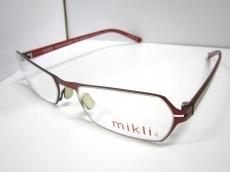 alain mikli(アラン・ミクリ)のサングラス