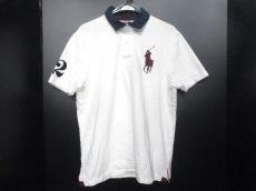 ポロラルフローレン 半袖ポロシャツ ビッグポニー メンズ L
