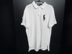 ポロラルフローレン 半袖ポロシャツ ビッグポニー メンズ XL