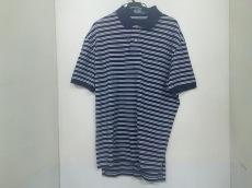 美品 ポロラルフローレン 半袖ポロシャツ メンズ M ボーダー