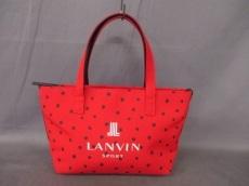 LANVIN SPORT(ランバンスポーツ)のトートバッグ